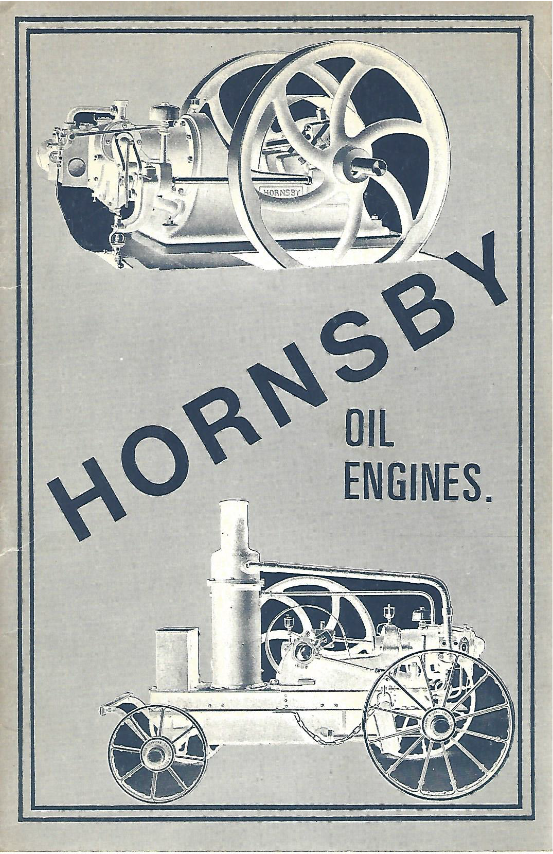 Hornsby Oil Engines