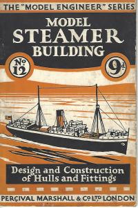 Model Steamer Building